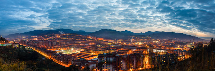 Luxury real estate in Bilbao