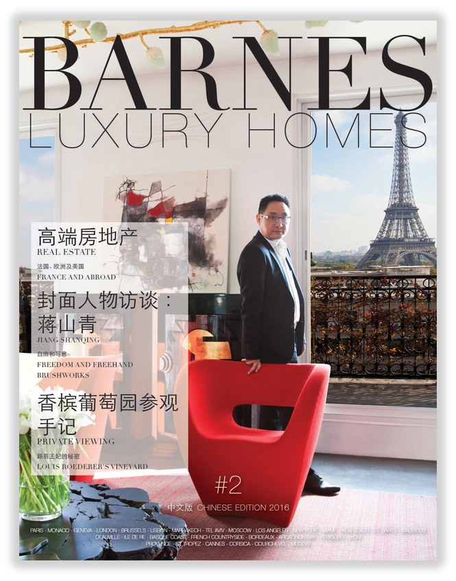 BARNES Luxury Homes CHINE